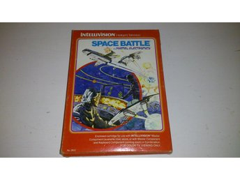 - Space Battle Intellivision -
