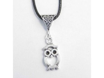 Uggla halsband / Owl necklace