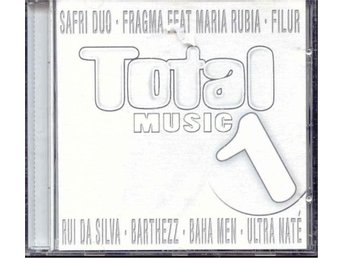 Total music 1 - Fragma/Gigi DÁgostino/Ann Louise