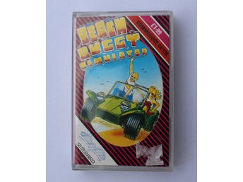 Beach Buggy Simulator - Commodore 64 (C64)
