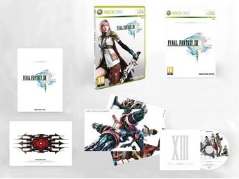 Final Fantasy XIII - Limited Collector's Edition (Beg)