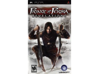 PSP - Prince of Persia: Revelations (Beg)