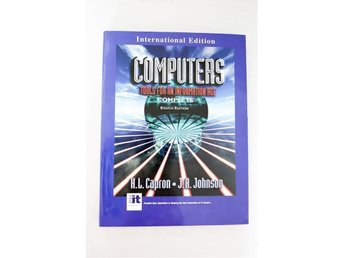 Computers: Tools for an Information Age - kurslitteratur, IT, teknik, data