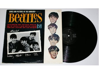 The Beatles – Songs and pictures of the fabulous Beatles