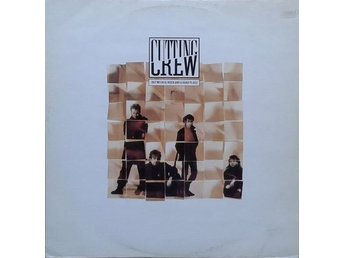 Cutting Crew (Between A Rock And A Hard Place) Pop, Rock 12""