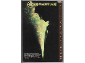 Constantine: The Hellblazer Collection TP VF-