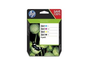 HP No 364 B/C/Y/M Combo pack