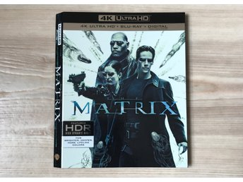 Matrix 4K slipcover (BARA SLIPCOVER)