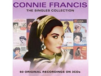 Francis Connie: The singles collection 1957-62 (3 CD)