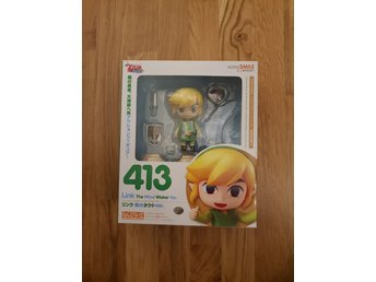 Good Smile Company: Link - The Wind Waker Ver. (Zelda). Ny