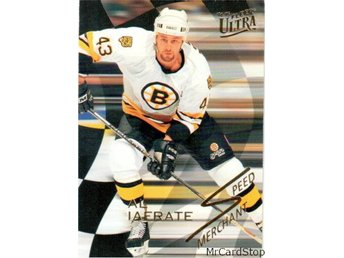 Ultra 1994-95 Speed Merchant 4 Al Iafrate Boston Bruins