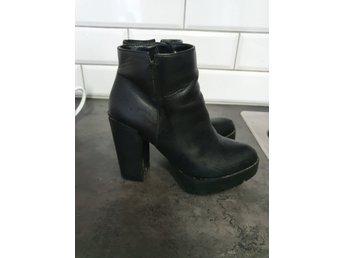 Högklackade skor från din sko storlek 37
