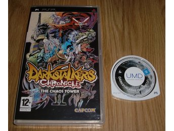 PSP: DarkStalkers Chronicles the Chaos Tower ★