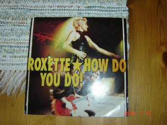 Roxette - How do you do !