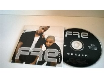 Fre - Grejer, single CD
