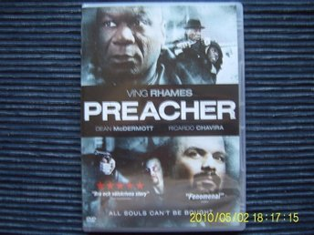 DVD - Preacher : All souls can´t be bought