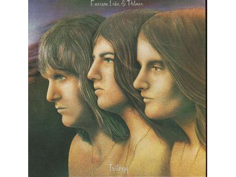 EMERSON LAKE & PALMER - TRILOGY CD (REM) (JAPAN PAPER SLEEVE) NYSKICK!