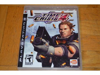 Time Crisis 4 Playstation 3 PS3