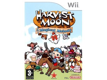 Harvest Moon Magical Melody | Nintendo Wii | PAL |