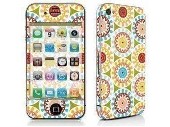 iphone 4S Skin Sticker,klistermärke för skydd: Aztec Tribal - Malmö - iphone 4S Skin Sticker,klistermärke för skydd: Aztec Tribal - Malmö