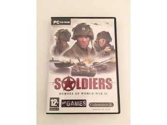SOLDIERS - Heroes of World War II (PC)