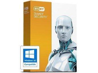 ESET NOD32  ( 1PC/1ÅR) ANTIVIRUS (SPARA 25%)
