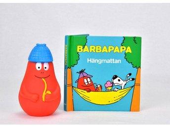 BARBAPAPA - FIGUR BOK - Uppsala - BARBAPAPA - FIGUR BOK - Uppsala
