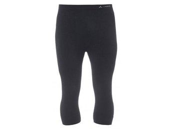 Vaude Men's Seamless 3/4 Tights (-30% Mot Ordinarie Pris)