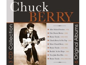 Berry Chuck: 6 Original Albums (3CD)