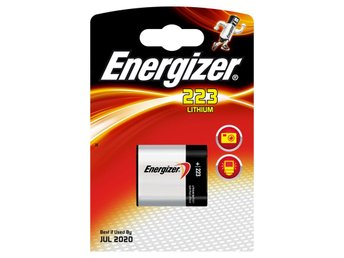 ENERGIZER Batteri CR223