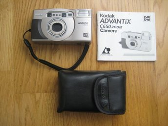 KÖP NU - KODAK Advantix C650 ZOOM Kamera Camera