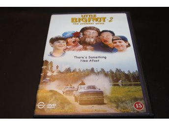 DVD-film: Little Bigfoot 2 - The journey home