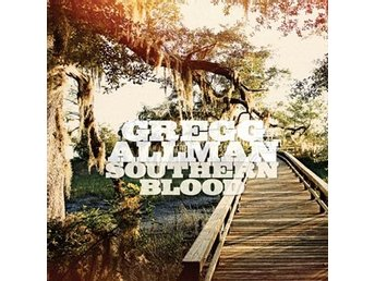 Allman Gregg: Southern blood 2017 (Digi) (CD)