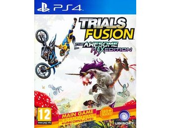 Trials Fusion Awesome Max Ed. PS4 (PS4)