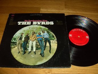 The Byrds Lp. Mr. Tambourinr Man
