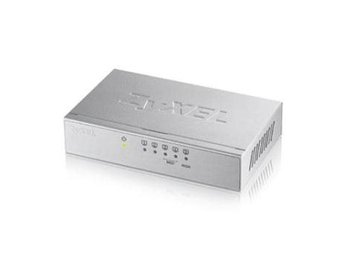 Zyxel GS-105B v3 5-Port Desktop Gigabit Ethernet Switch - metal housing