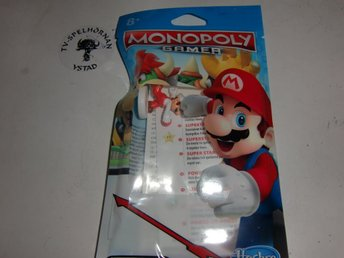 Nintendo monopoly gamer Power Pack Fire Mario