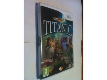 Wii: Hidden Mysteries: Titanic Secrets of the Fateful Voyage