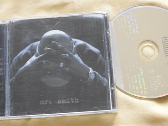 LL Cool J  - Mr. Smith CD 1995