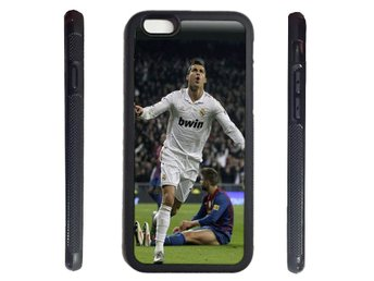 iPhone 6 skal med Ronaldo Real madrid bild