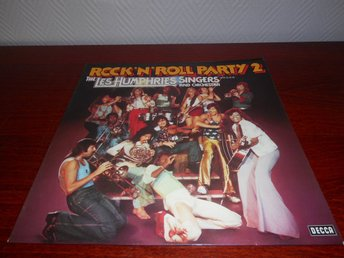 Les Humphries Singers - Rock N Roll Party 2 (LP) EX/VG+