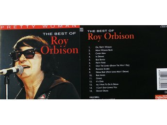 Roy Orbison, The best of (CD)