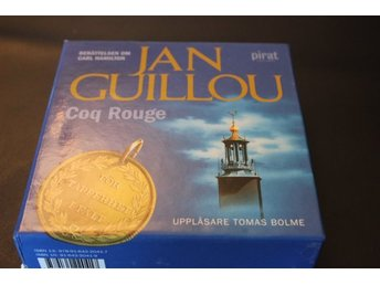 CD-bok: Coq Rouge - Jan Guillou