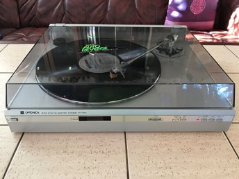 Sharp Optonica Direct Drive 2 Speed Turntable RP-5200H