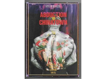 Abduction in Chinatown - Crying Freeman GN VG/FN