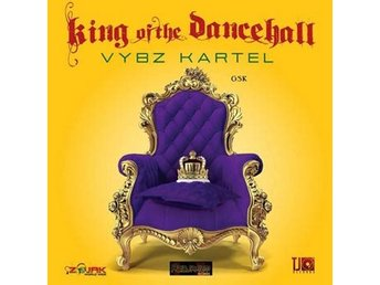 Kartel Vybz: King of the dancehall 2016 (Digi) (CD)