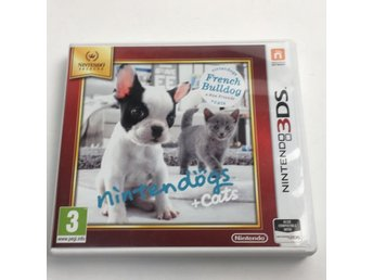 Nintendo 3DS, Spel, Nintendogs + cats
