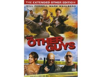 The Other Guys BD EXTENDEND OTHER EDITION 2010 Komedi NY  I PLAST