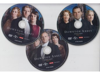 DVD - Downton Abbey Series 3