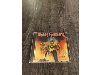 Iron Maiden - The Number Of The Beast - CD Single